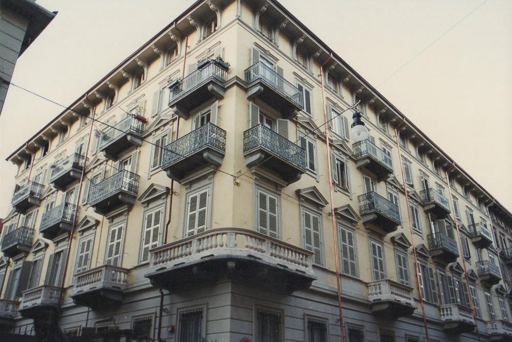 Restauro - Via Gioberti, Torino