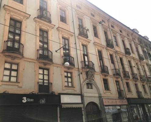 Restauro - Via Milano, Torino