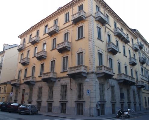 Restauro - Via Vittorio Amedeo, Torino